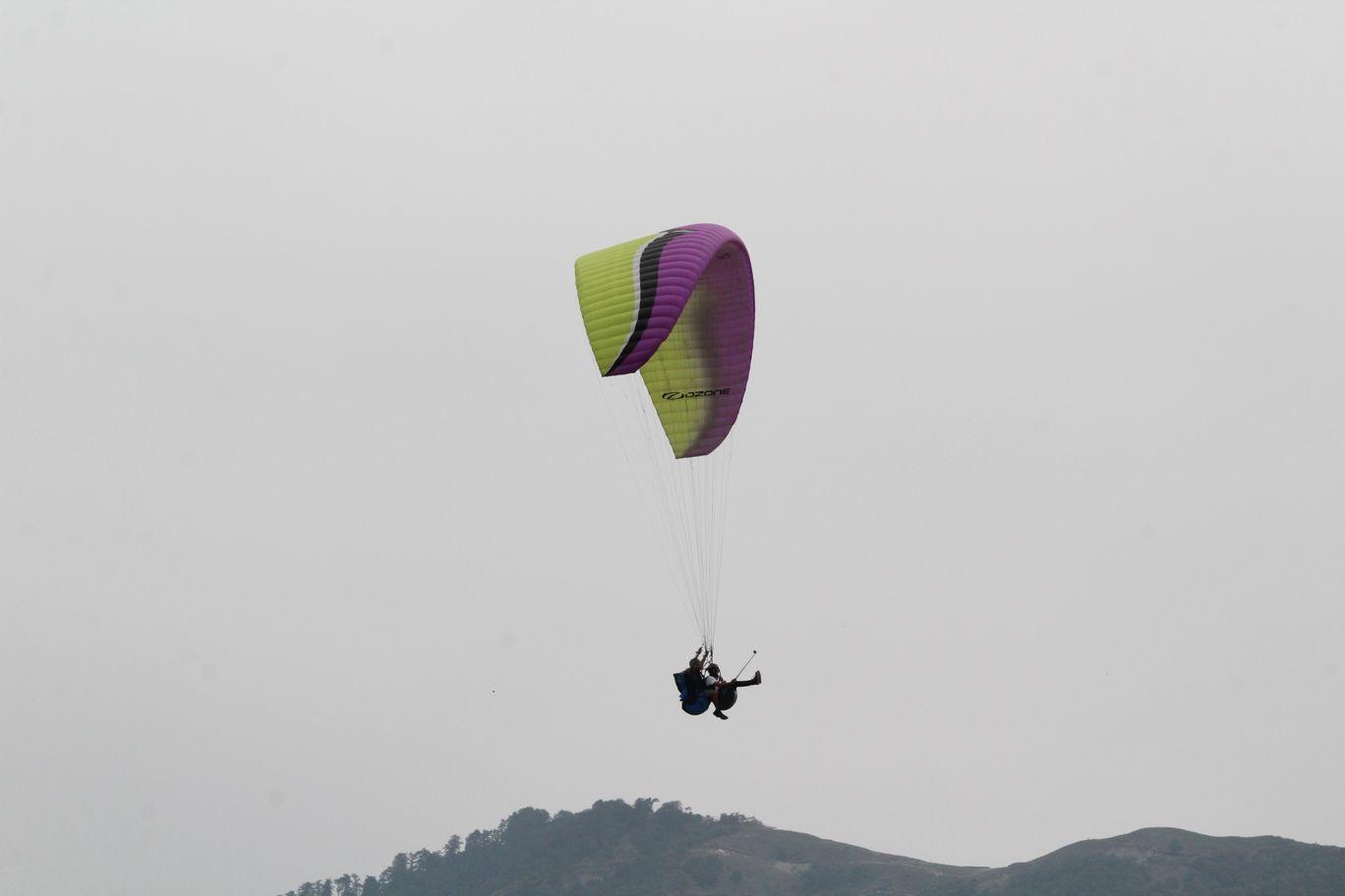 Photo of Bir Billing Paragliding Himachal By Aman Gupta