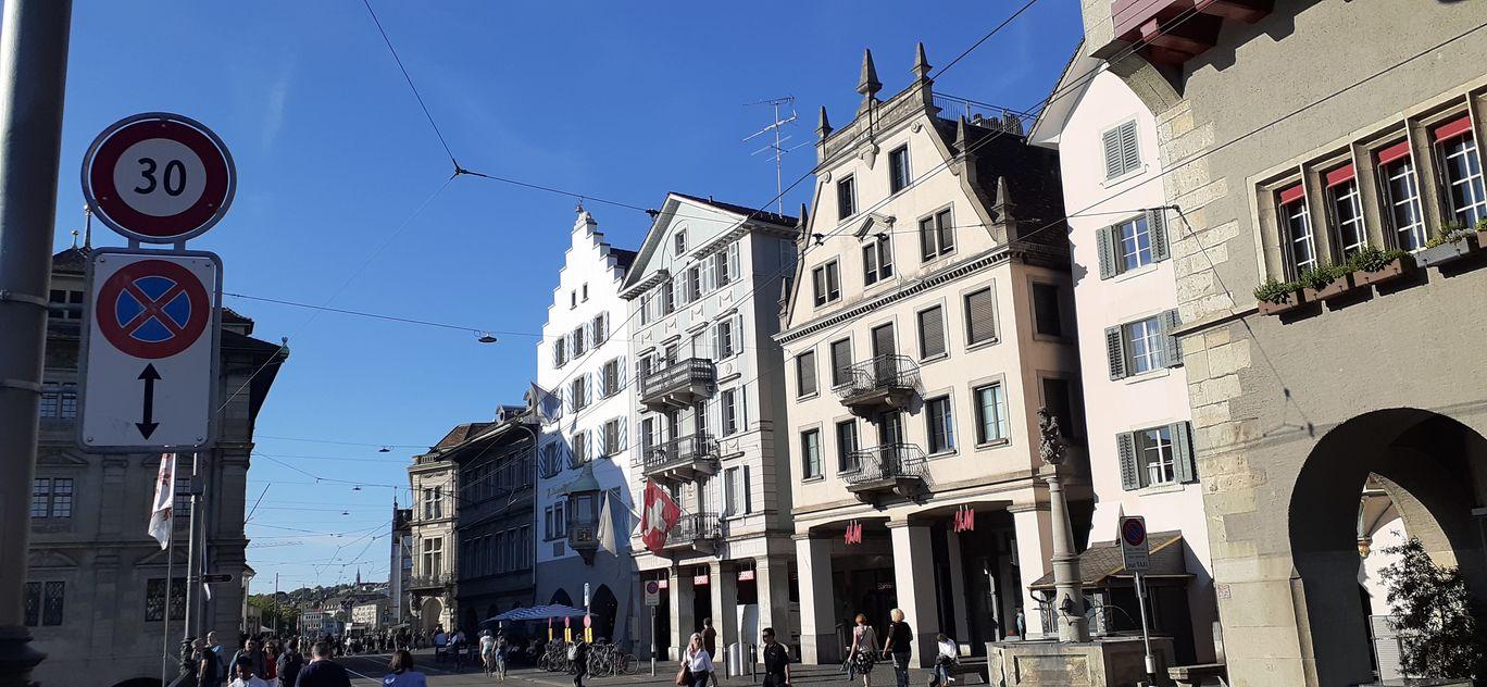 Photo of Zürich By Ajay Chakrabarti