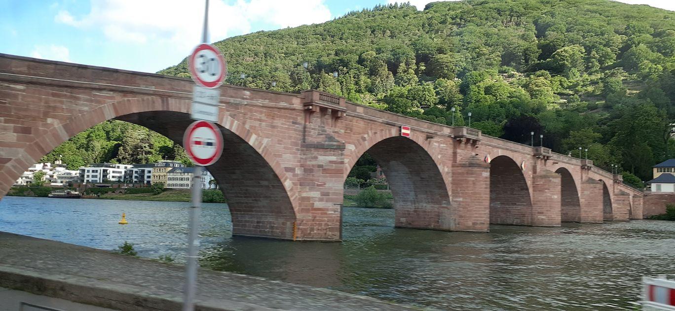 Photo of Heidelberg By Ajay Chakrabarti