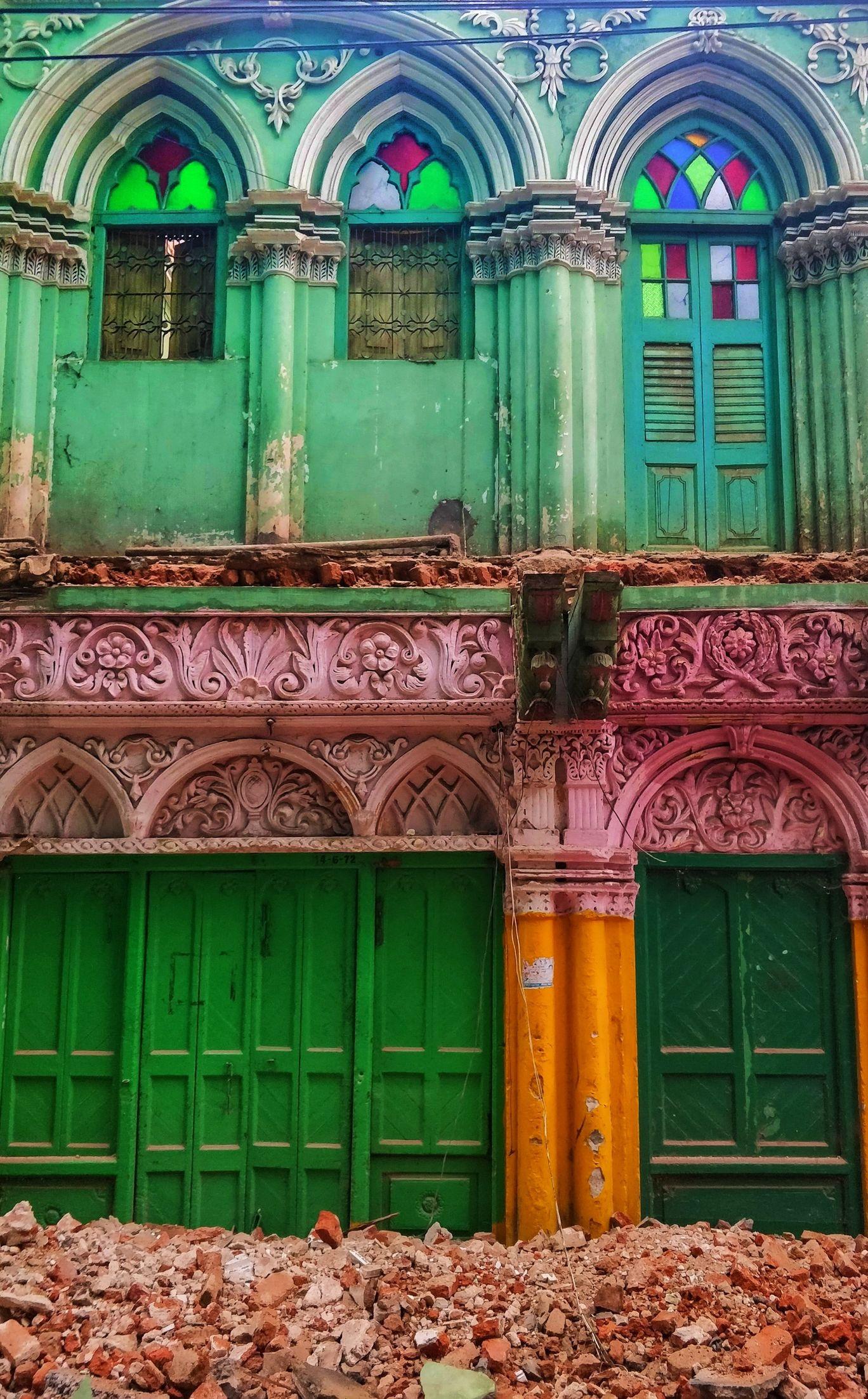 Photo of Begum Bazar By Swati Goswami