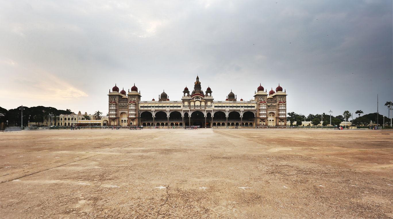 Photo of Mysore Palace By Akshay Nagpal