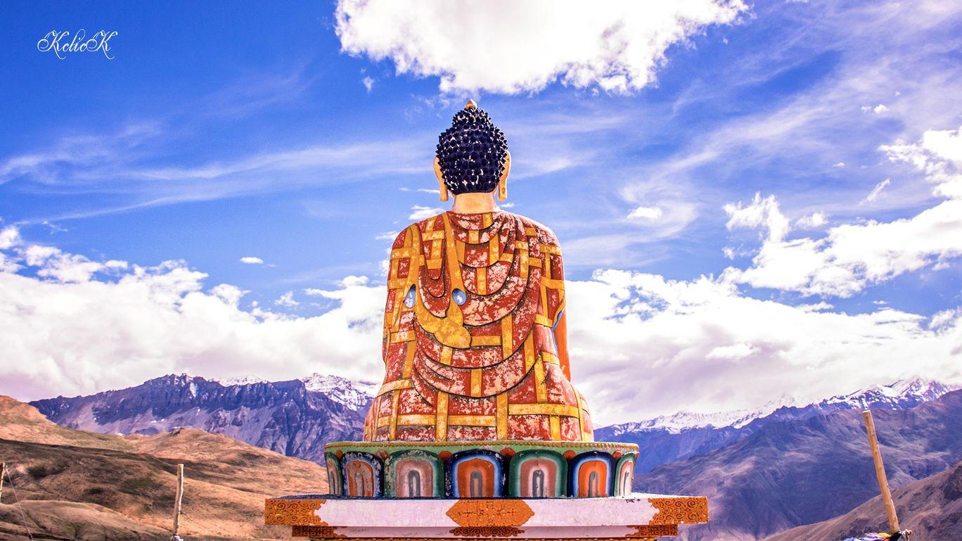 Photo of Langza Buddha Statue By Kedar Kalkote