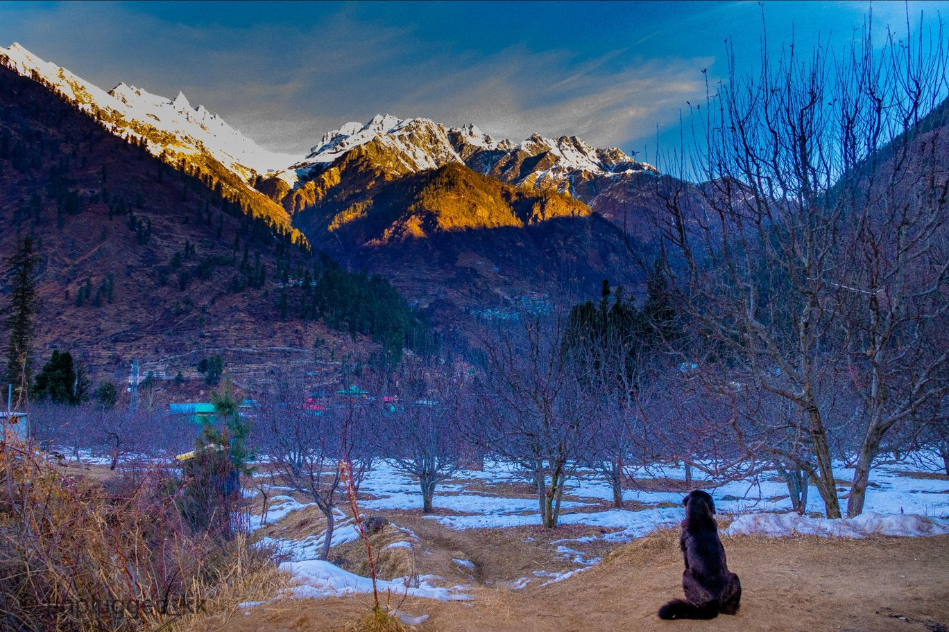 Photo of Parvati Valley By Unplugged_kk