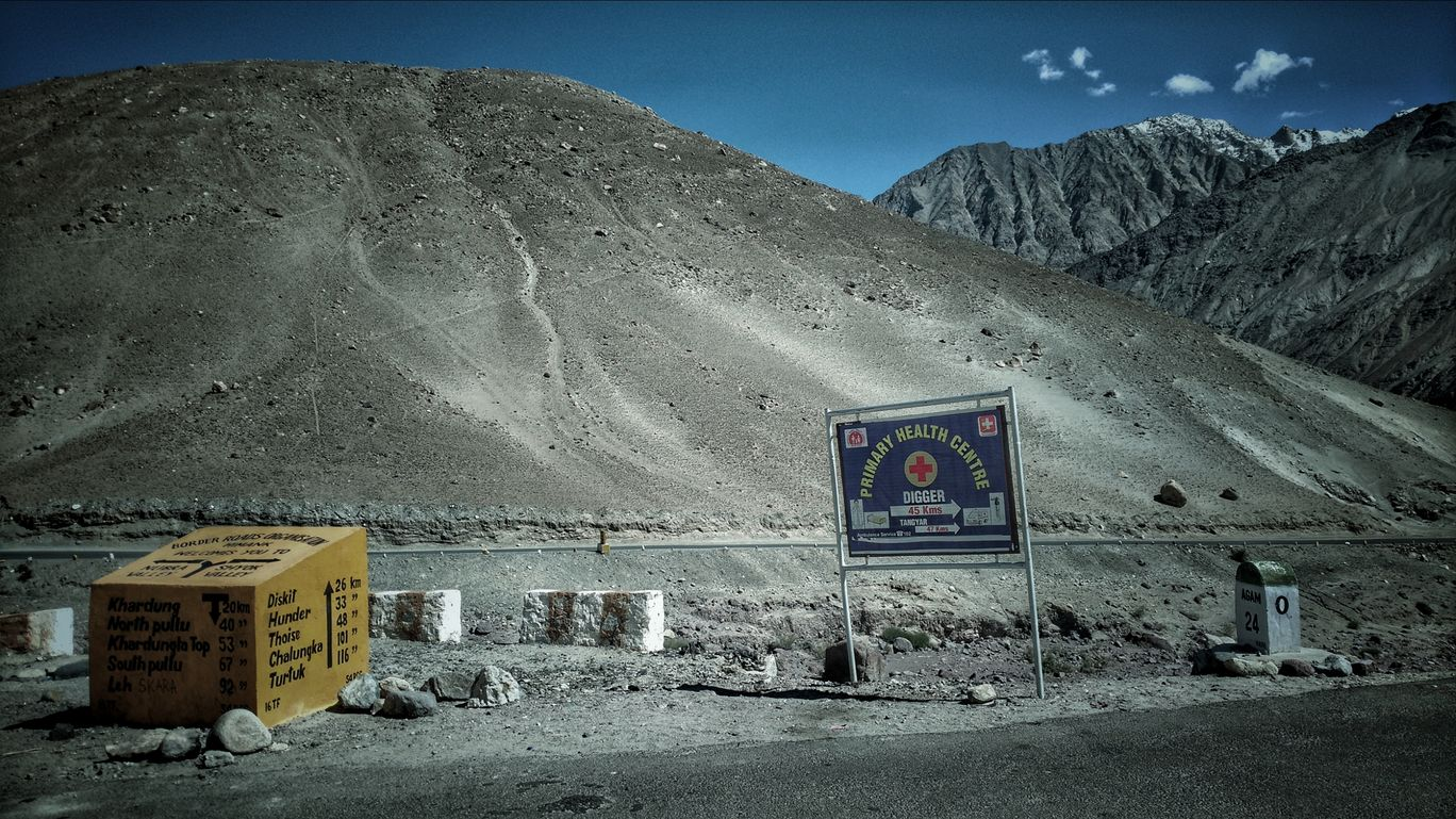 Photo of Nubra Valley By caterpillar_story