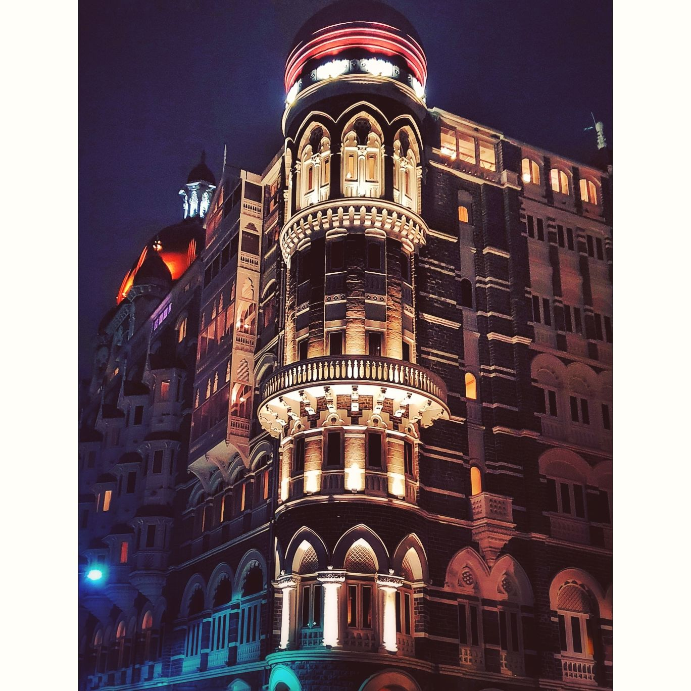 Photo of The Taj Mahal Palace By john wisdom