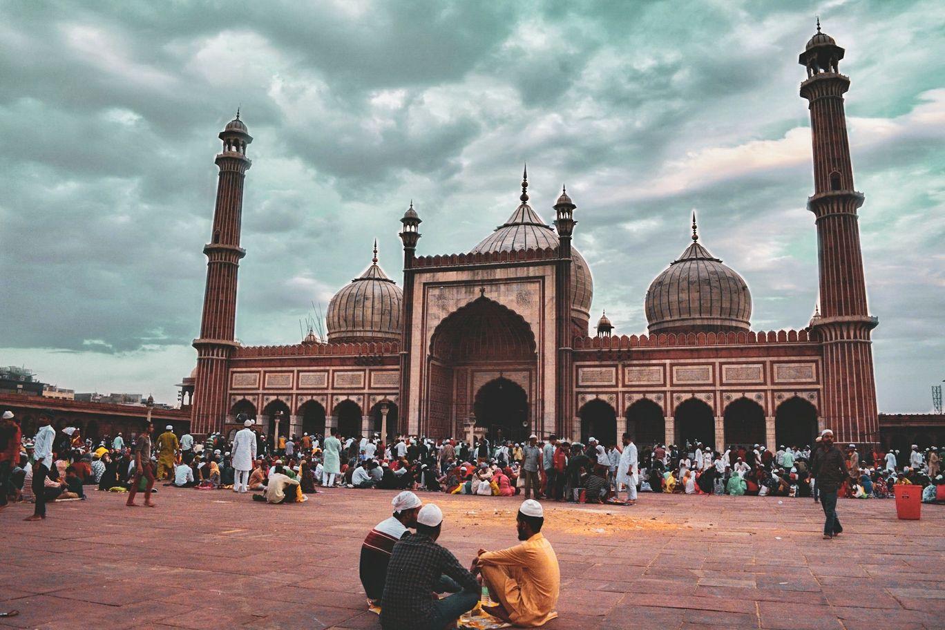 Photo of Jama Masjid By Ritu Rawat