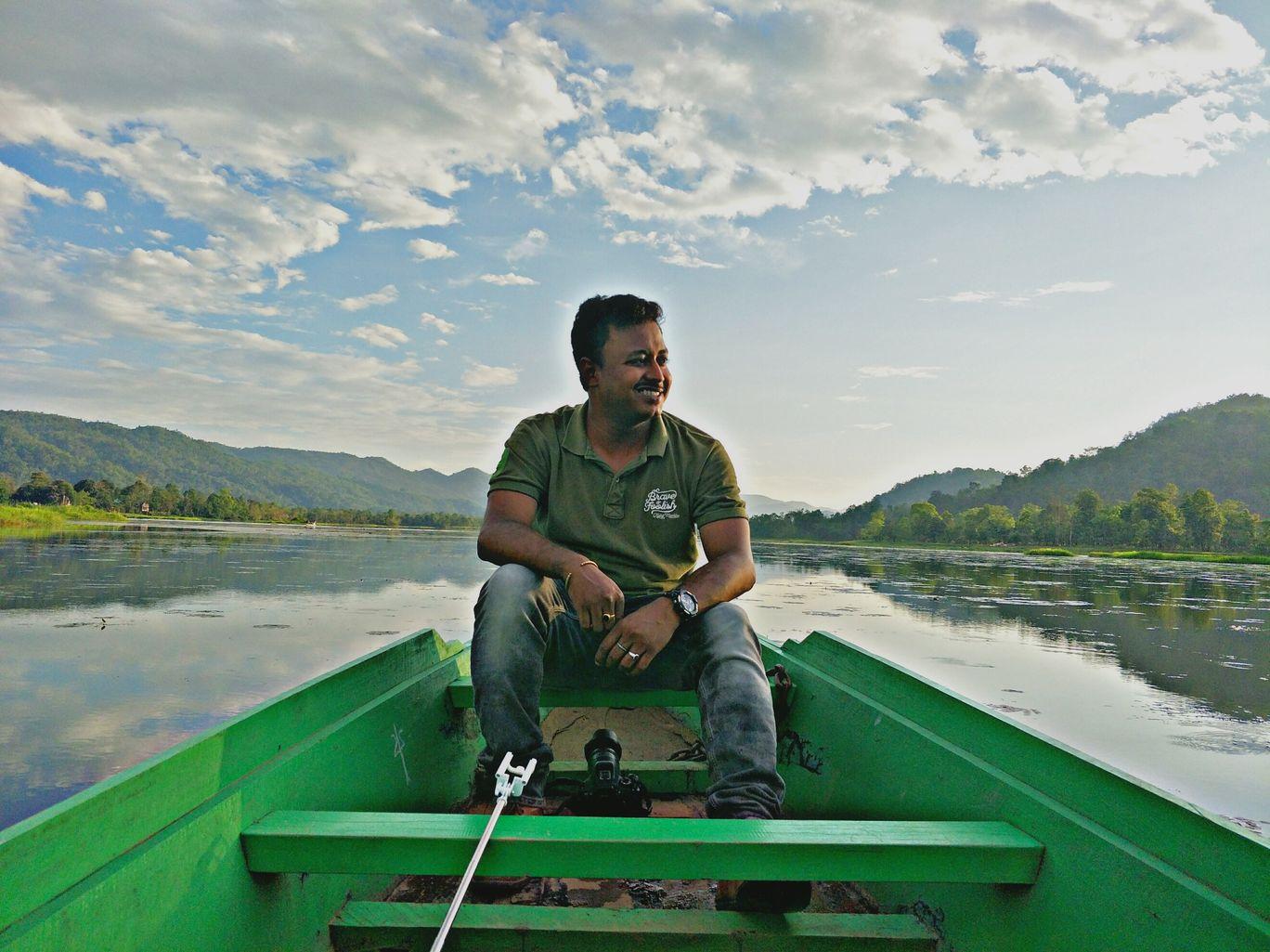 Photo of Chandubi lake By Parth Bharadwaj