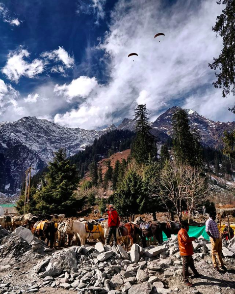 Photo of Solang Valley By Anant Saria