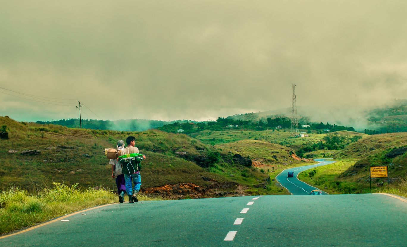 Photo of Cherrapunjee By Ankan Debnath