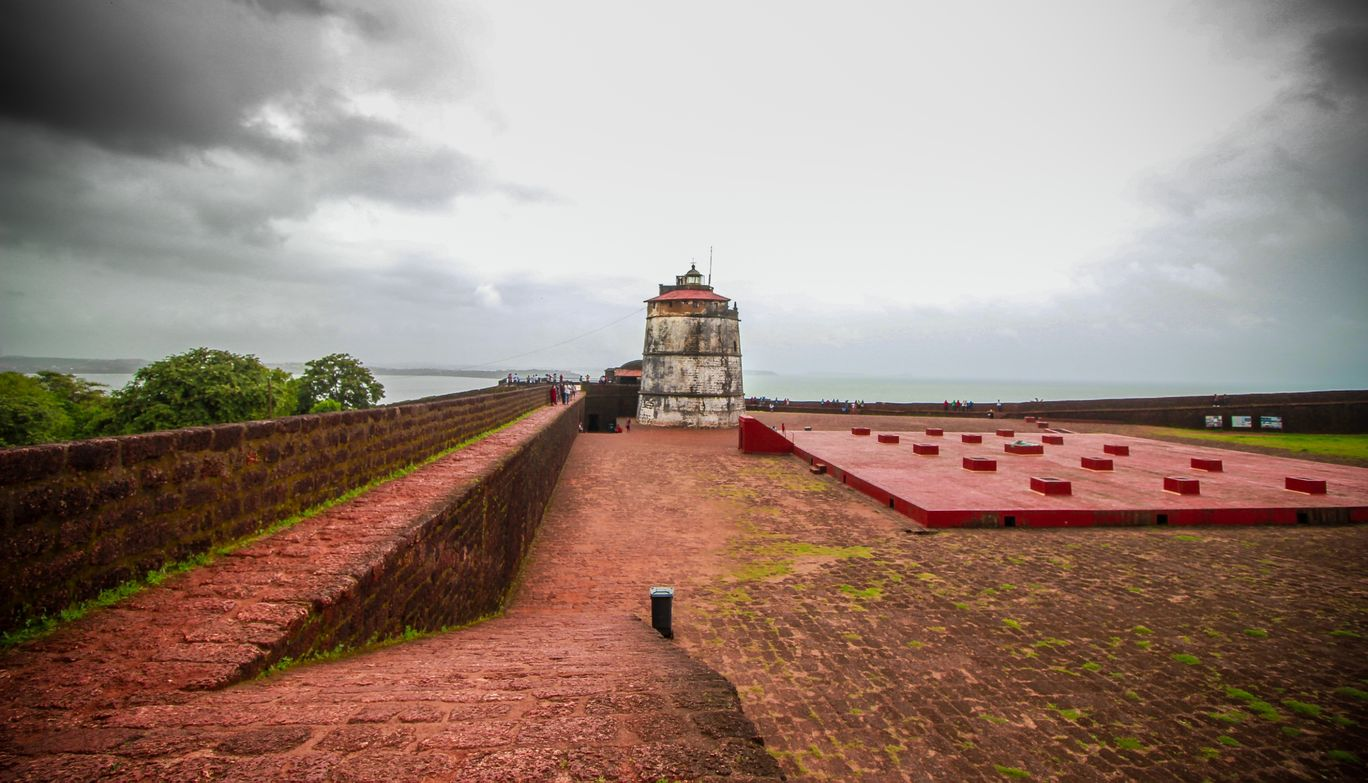 Photo of Aguada Fort By Ankan Debnath