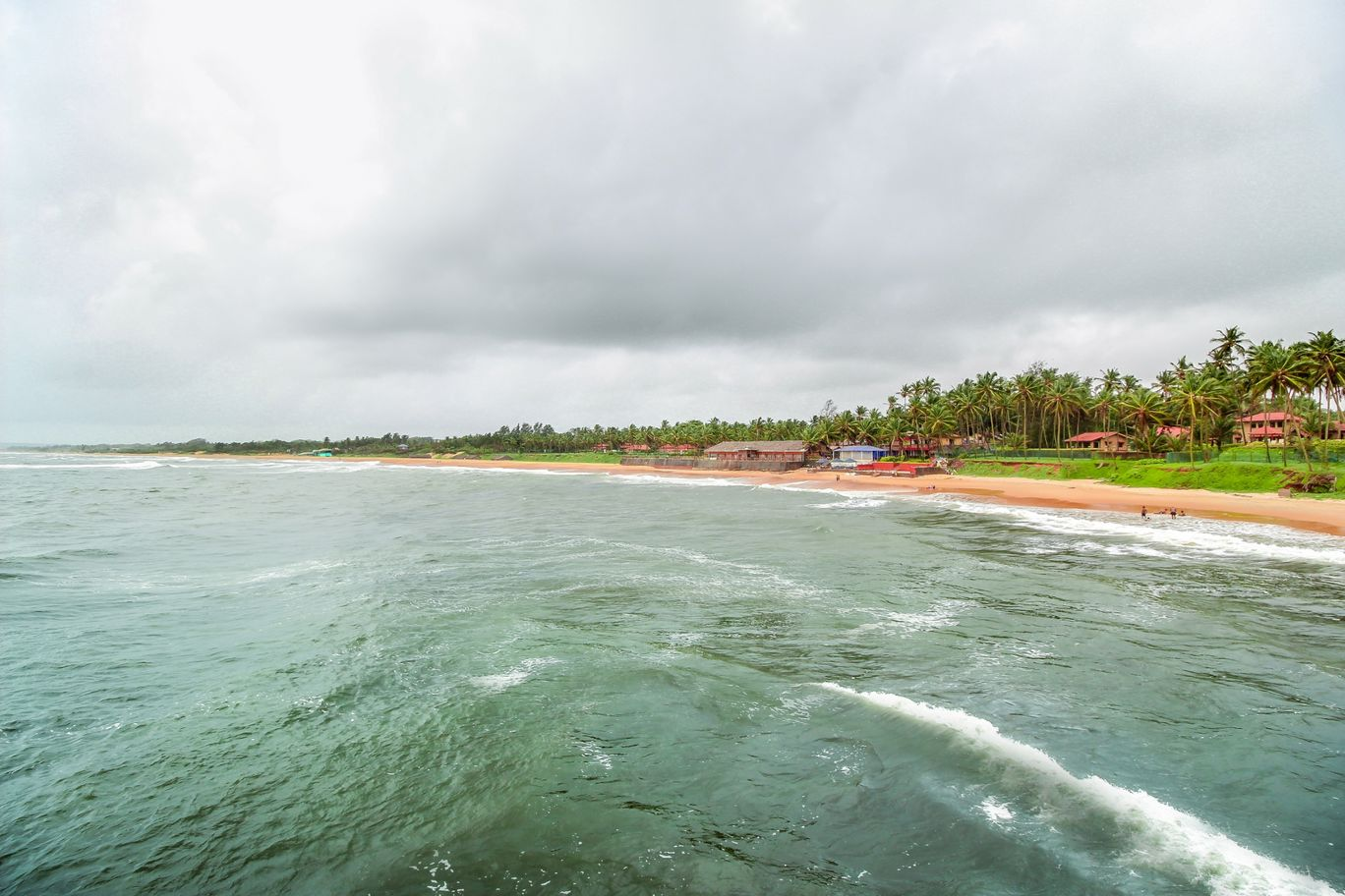 Photo of Sinquerium Beach Goa By Ankan Debnath