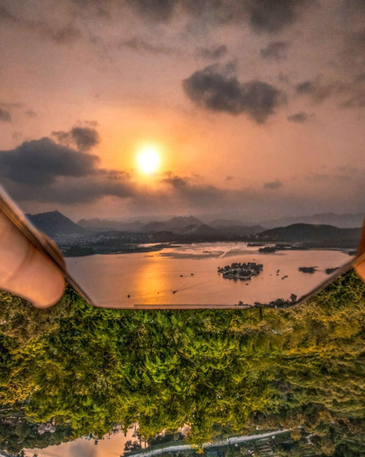 Photo of Fateh Sagar Lake By Mitul Gajera