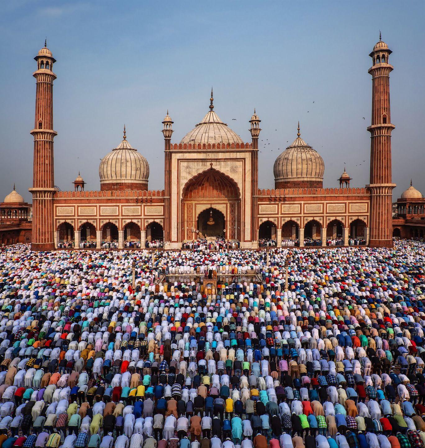 Photo of Jama Masjid By Adete Dahiya