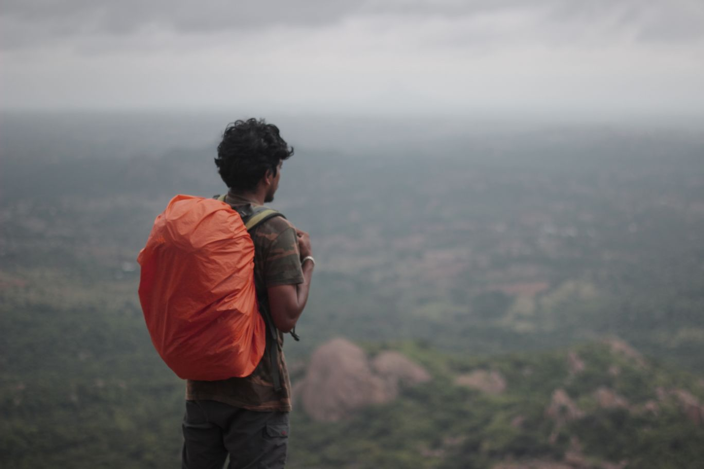 Photo of Savandurga Hill By Subithraj N K