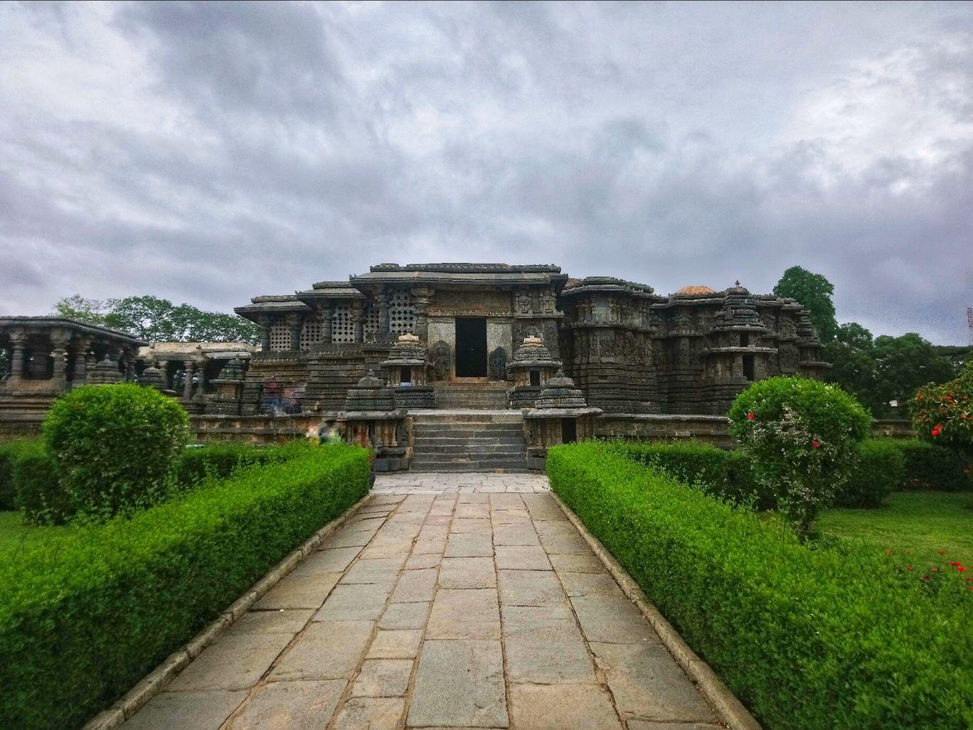 Photo of Halebeedu By Subithraj N K