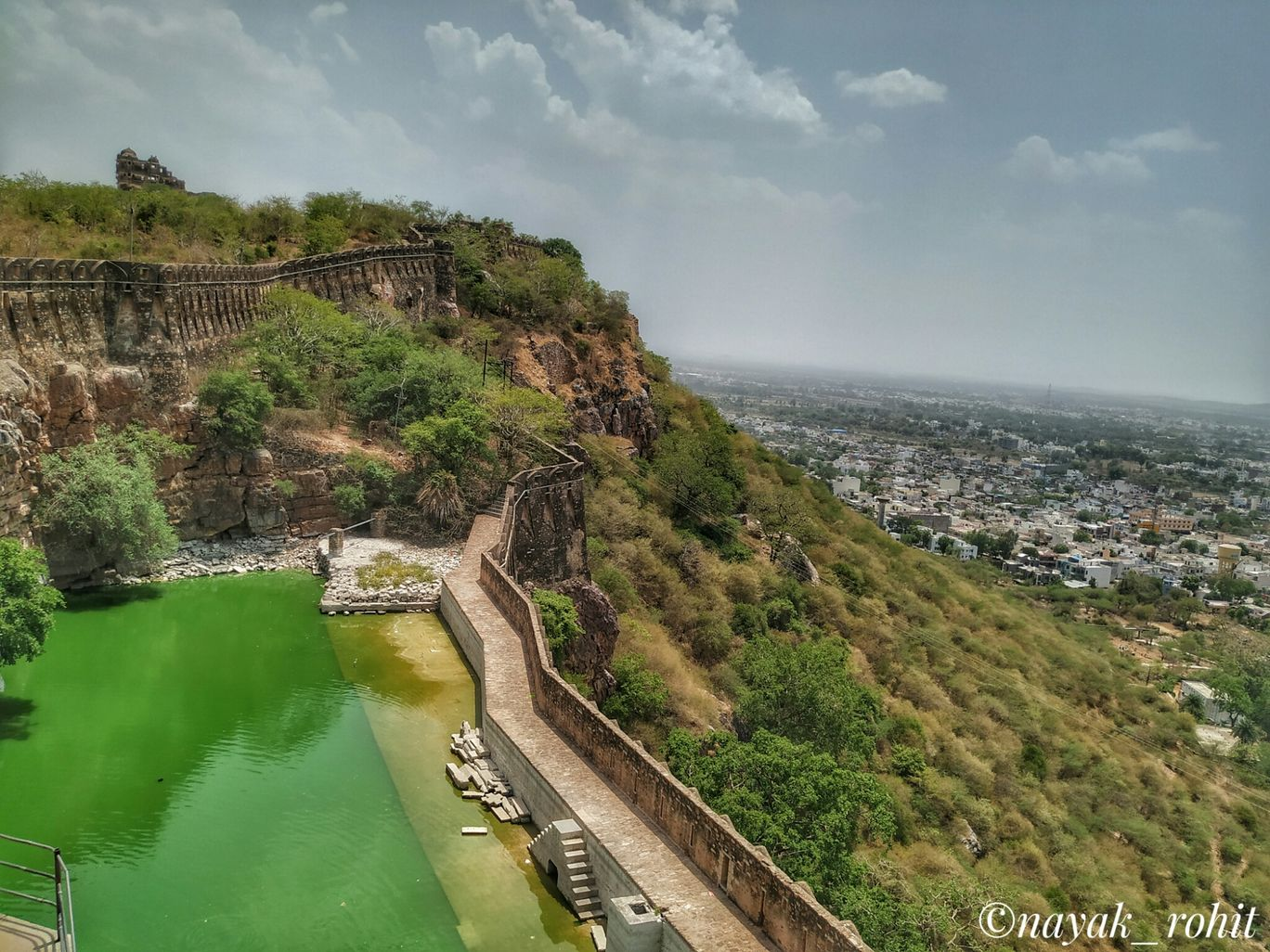 Photo of Chittorgarh Fort By Rohit Nayak