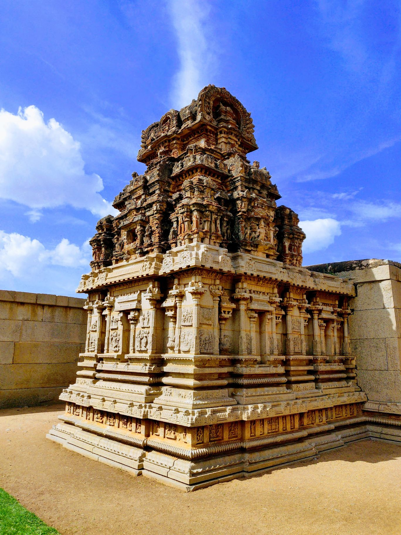 Photo of Hampi By Vikram Reddy