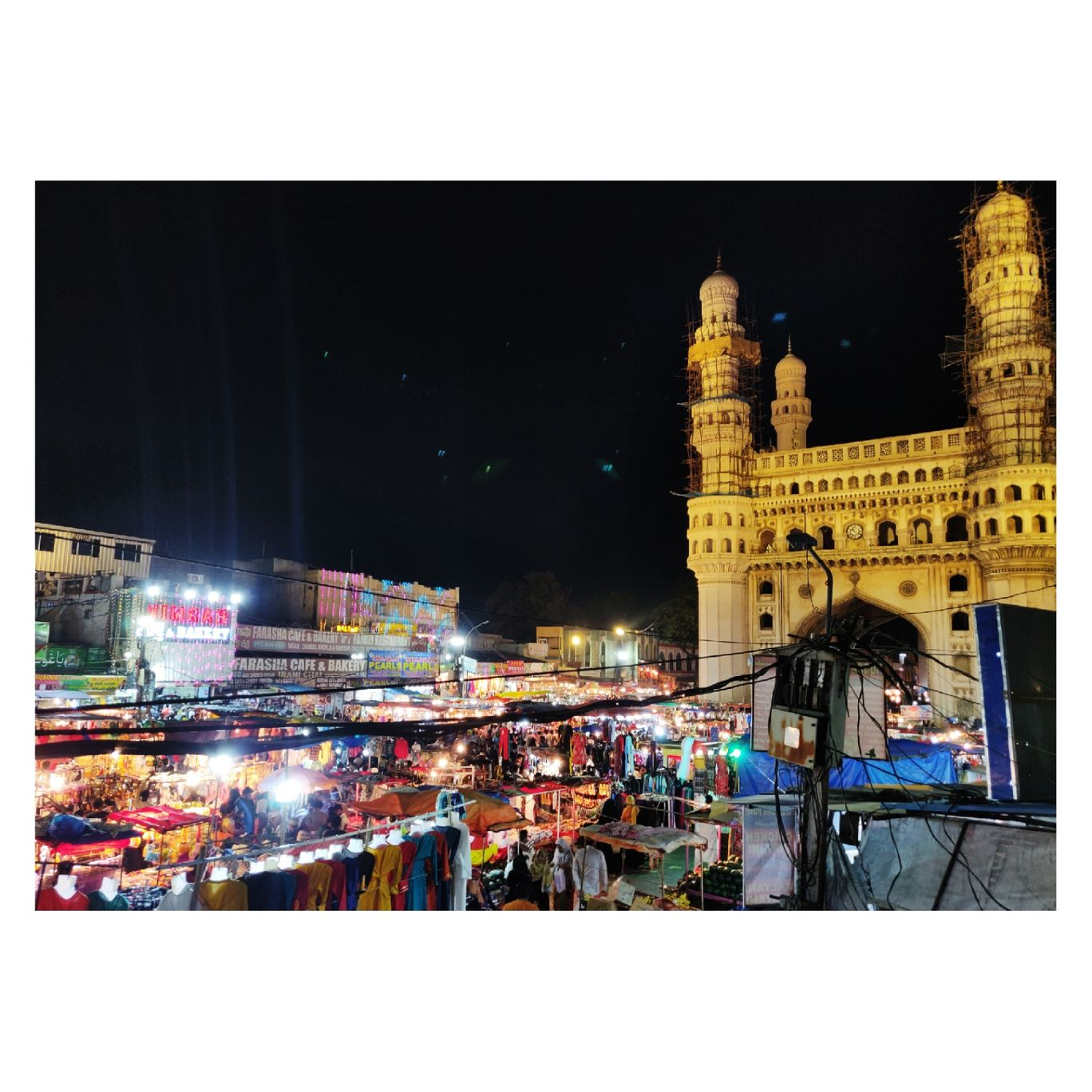 Photo of Charminar (Old City) By Vikram Reddy