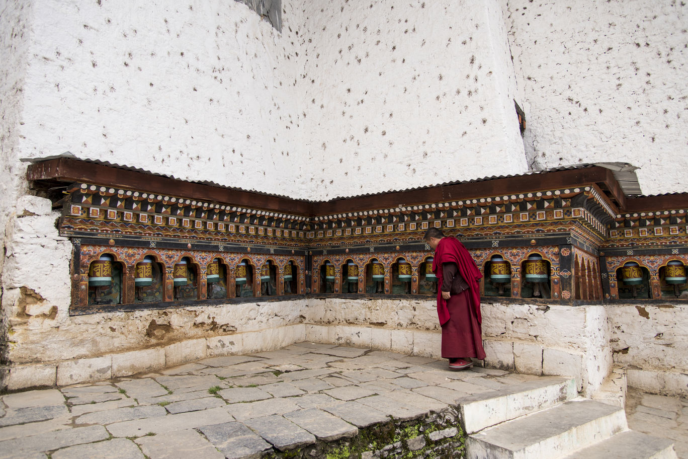 Photo of Chagri Dorjeden Monastery By Anand Subramanian