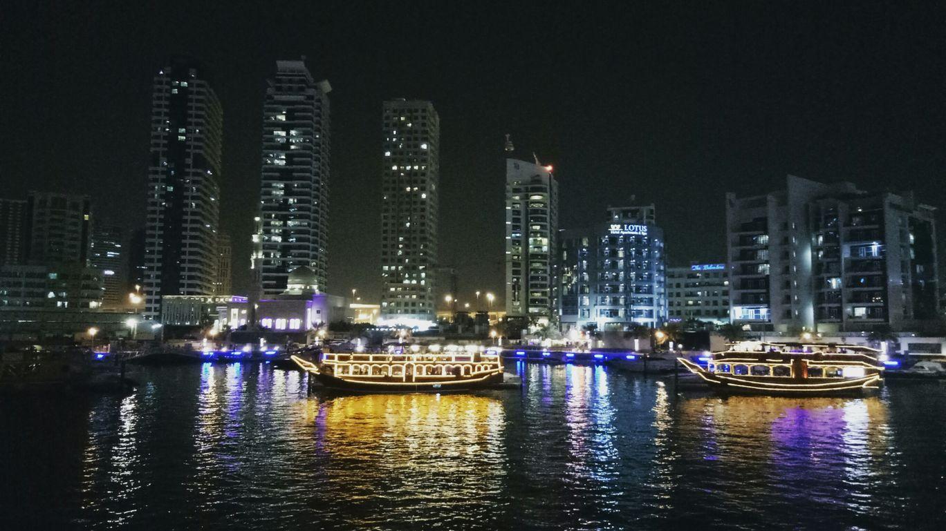 Photo of Dubai Marina - Dubai - United Arab Emirates By Ayush Bansal