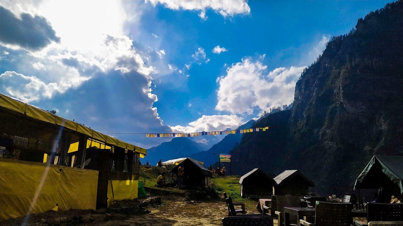 Photo of Kheer Ganga Trek By chinmay sharma