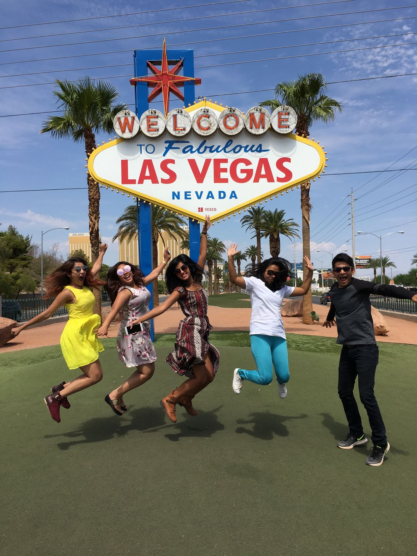 Photo of Las Vegas By Moksha Srivastava