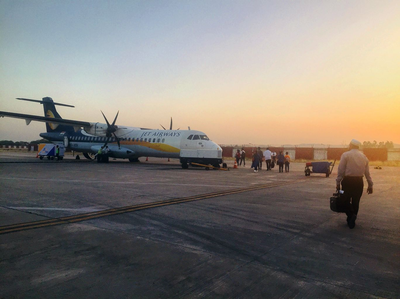 Photo of Maharana Pratap Airport By Nihaar
