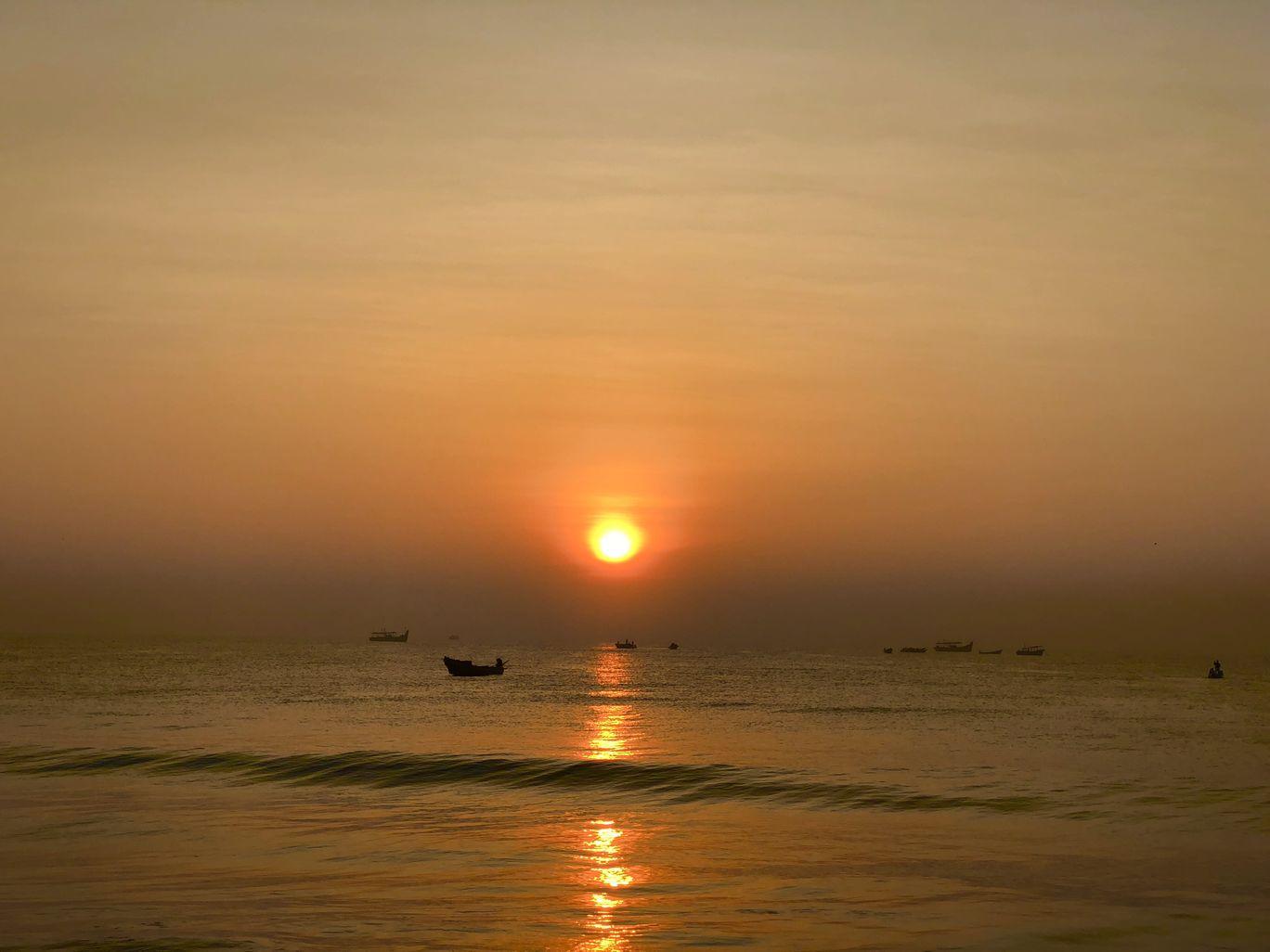Photo of Serenity Beach By Sravanthi Ledalla