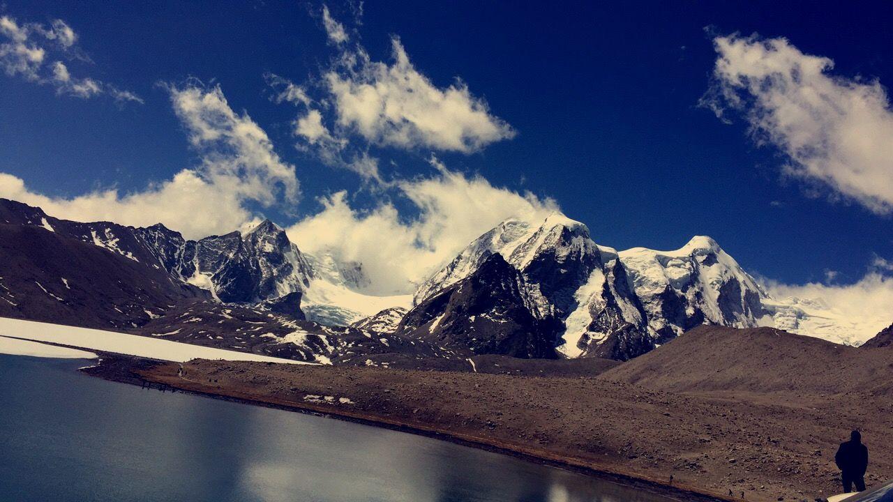 Photo of Gurudongmar Lake By Ritu Parakh