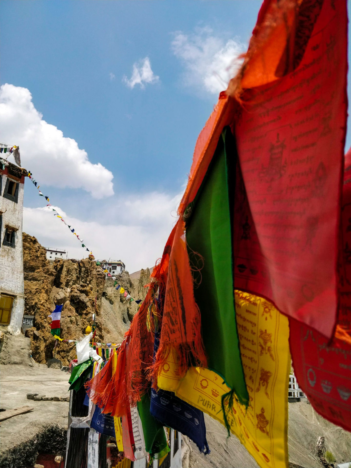 Photo of Dhankar Monastery By thetravelsocial