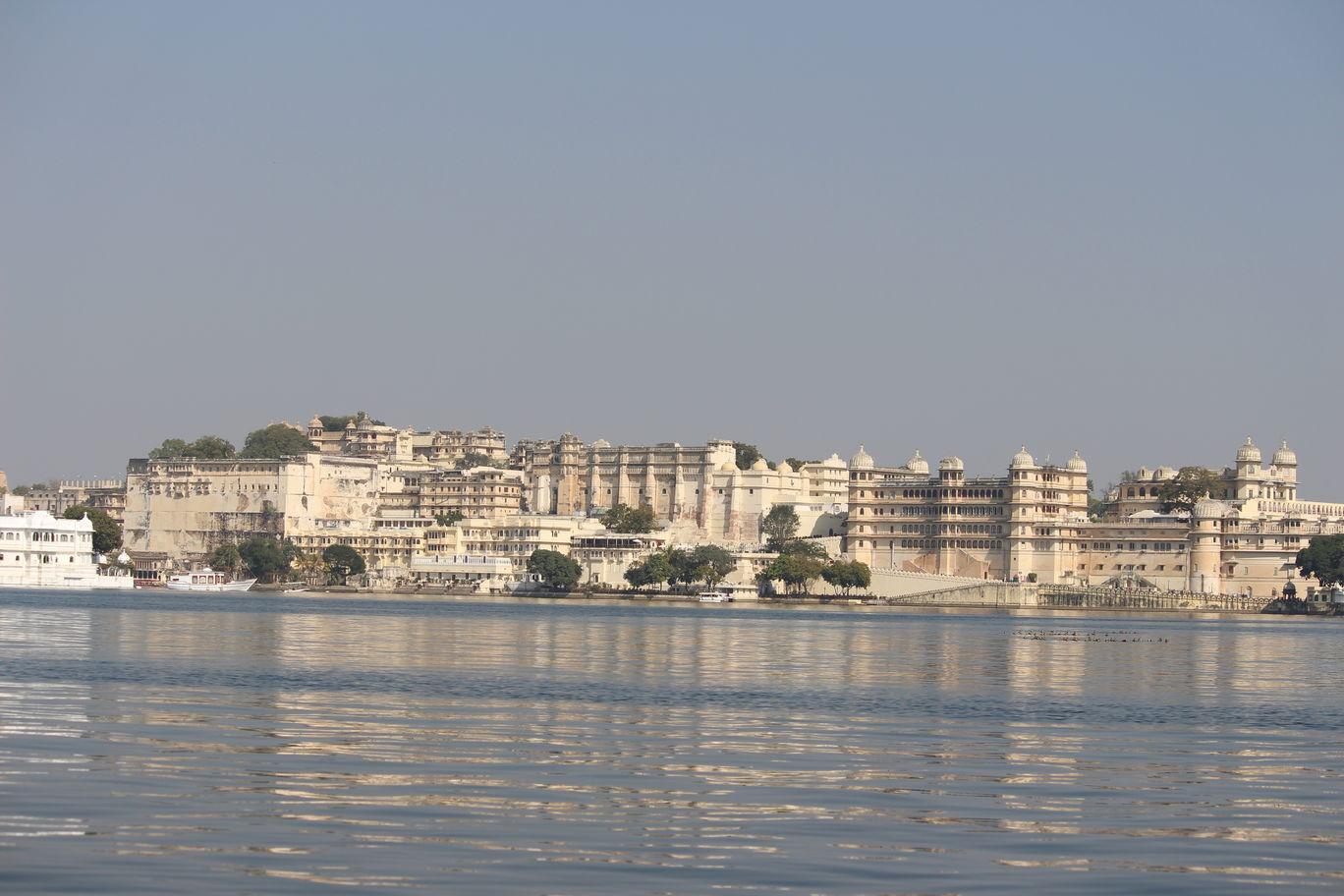 Photo of City Palace By Neekushal Shah