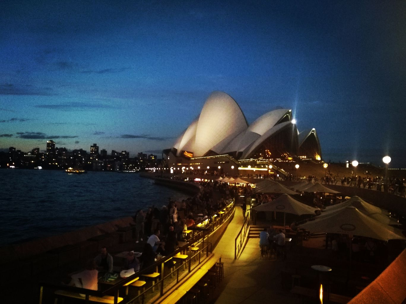 Photo of Sydney Opera House By Nerissa