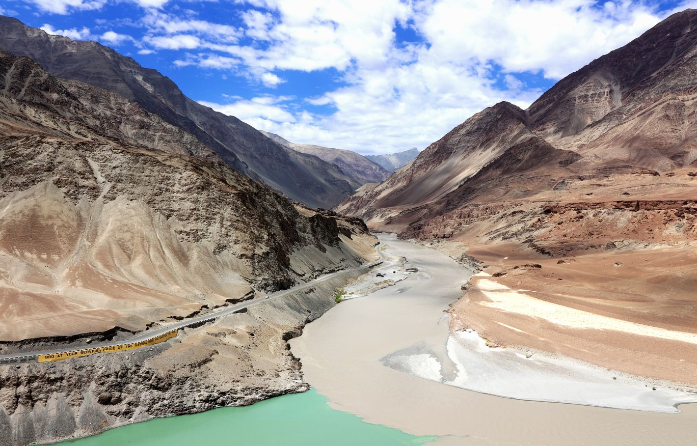 Photo of Leh By Samir Kumar Jyotishi