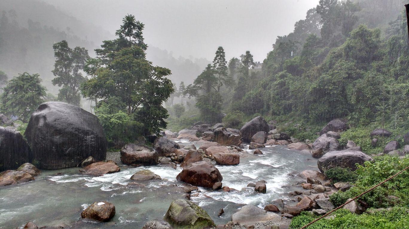 Photo of Rocky Island By Raja Halder