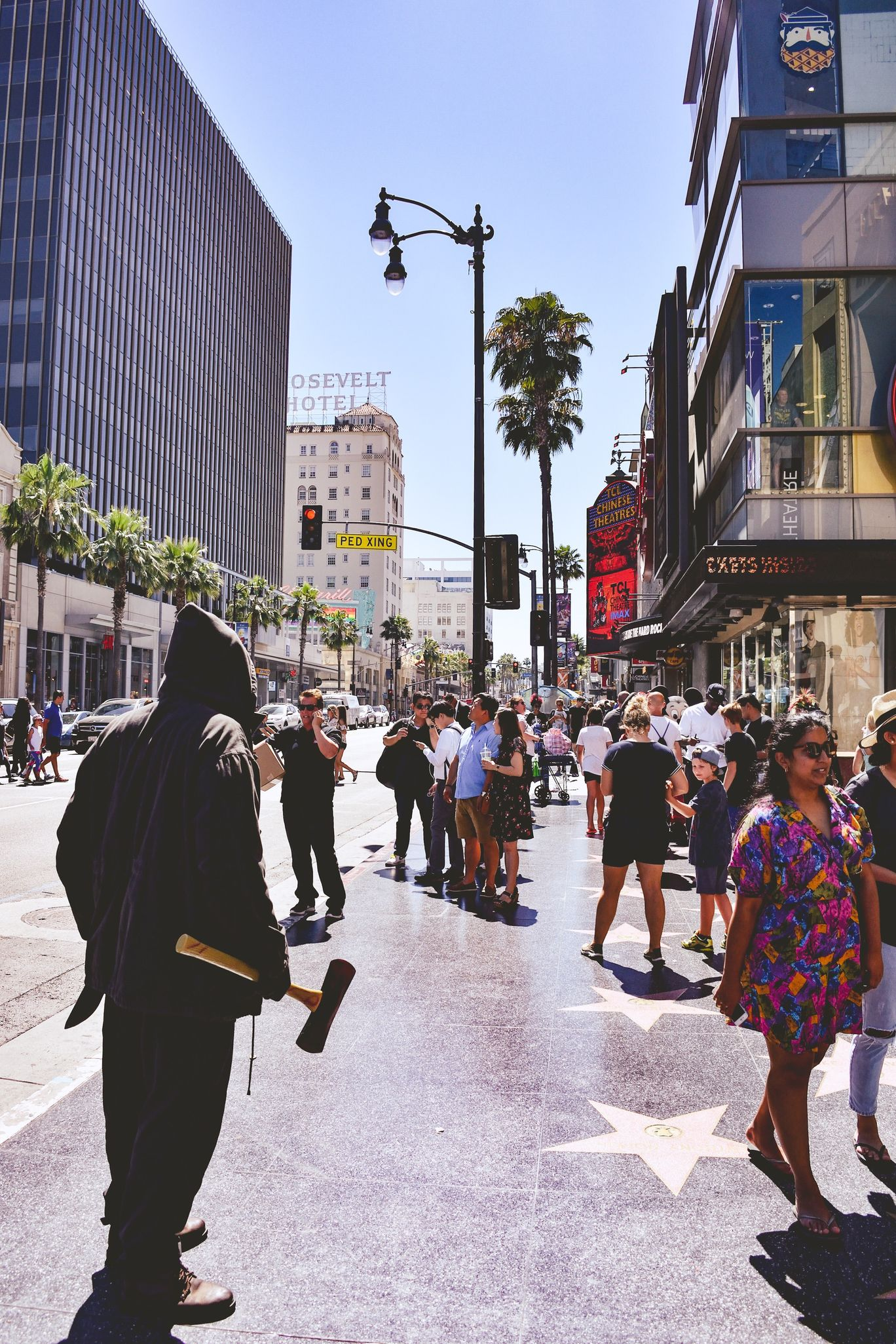 Photo of Hollywood Boulevard By Chintan Patel
