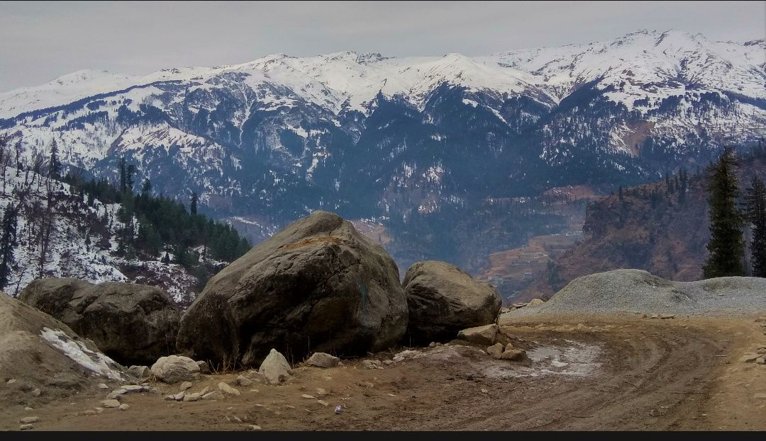 Photo of Manali By saurav jaiswal