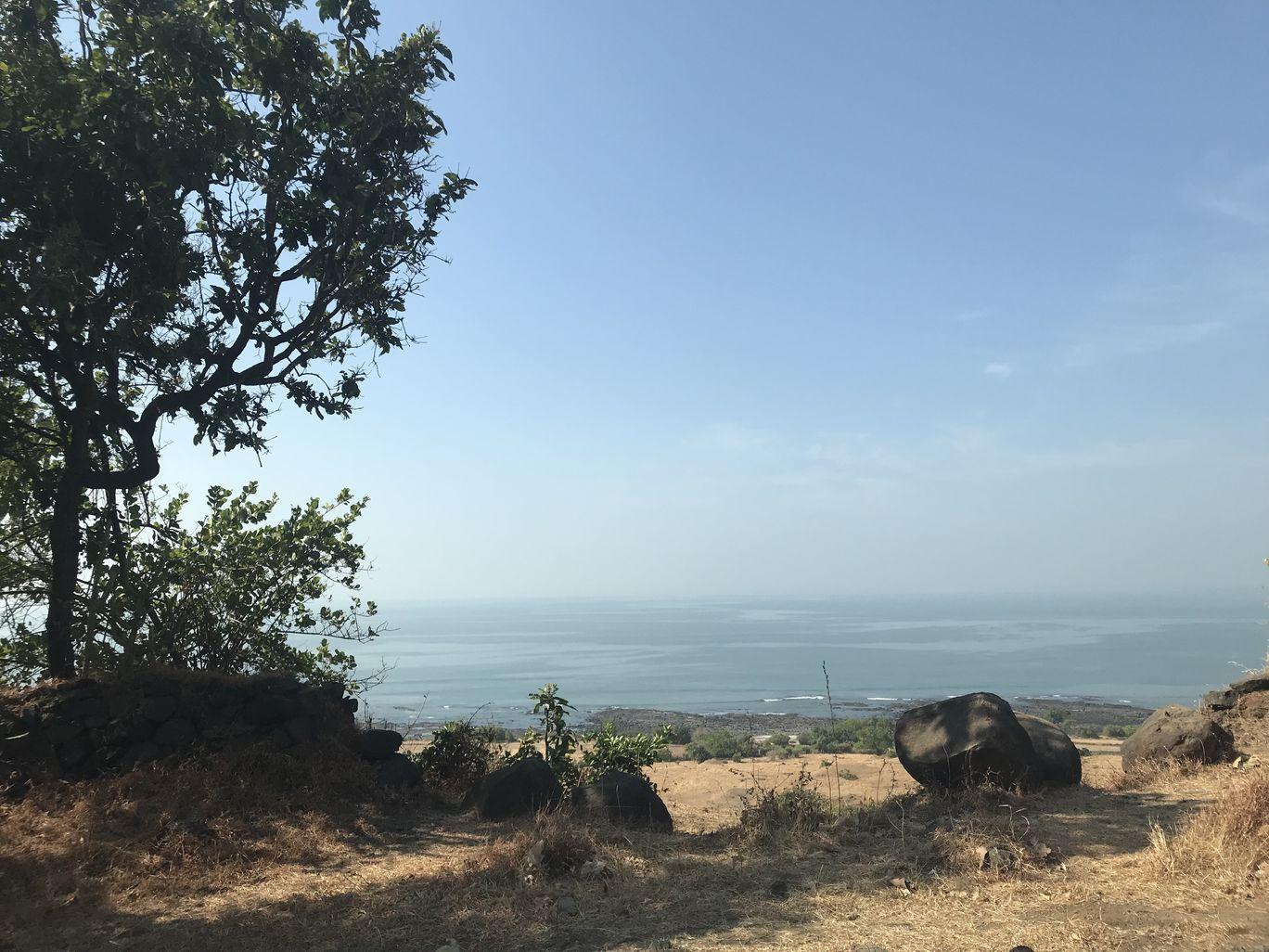 Photo of Shrivardhan beach By निखिला ✨