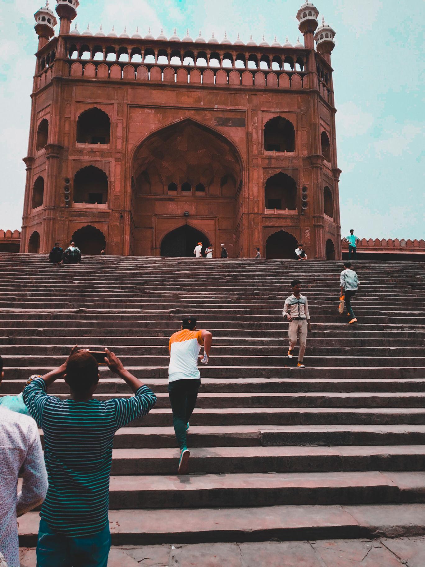 Photo of Jama Masjid By Mohit Aswal