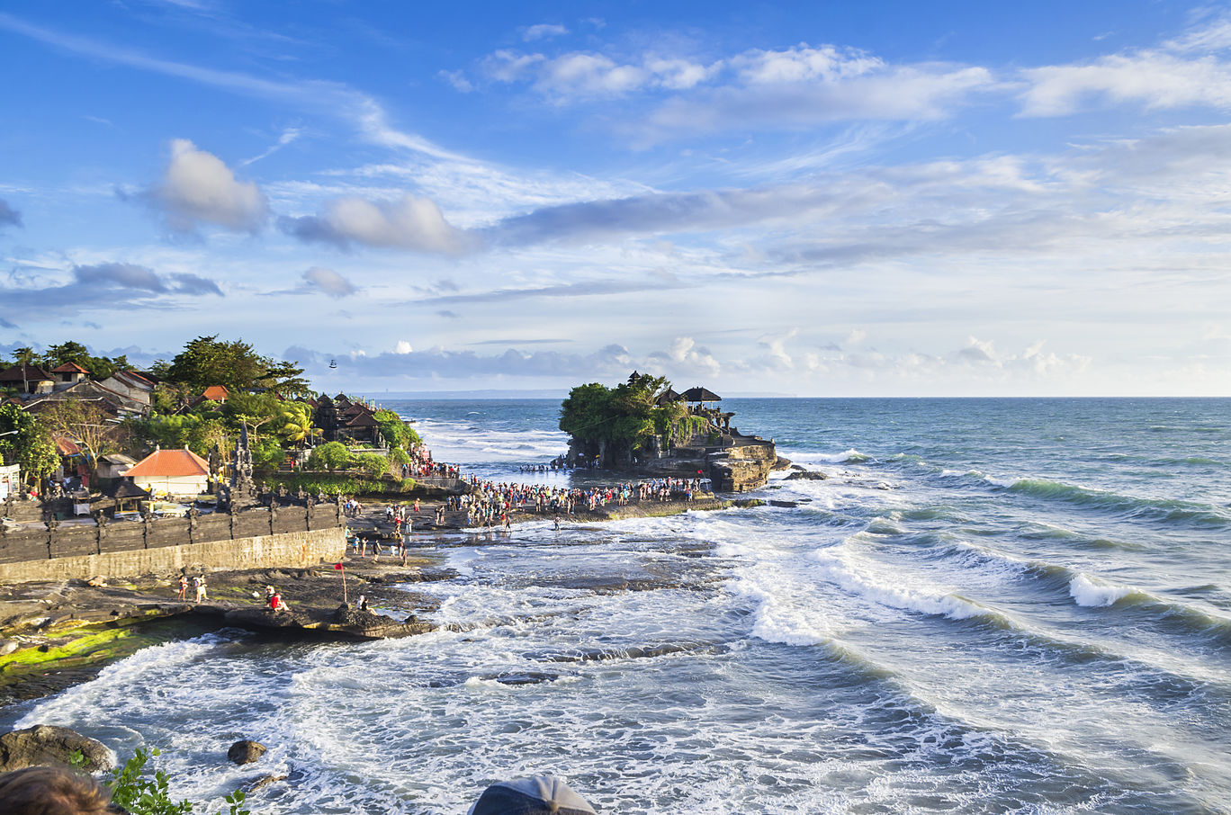 Photo of Tanah Lot Temple By Hitesh