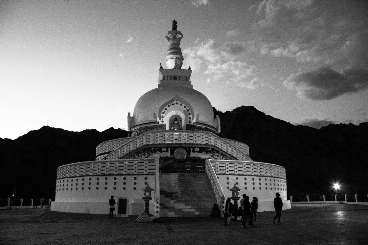 Photo of Shanti Stupa By Vani