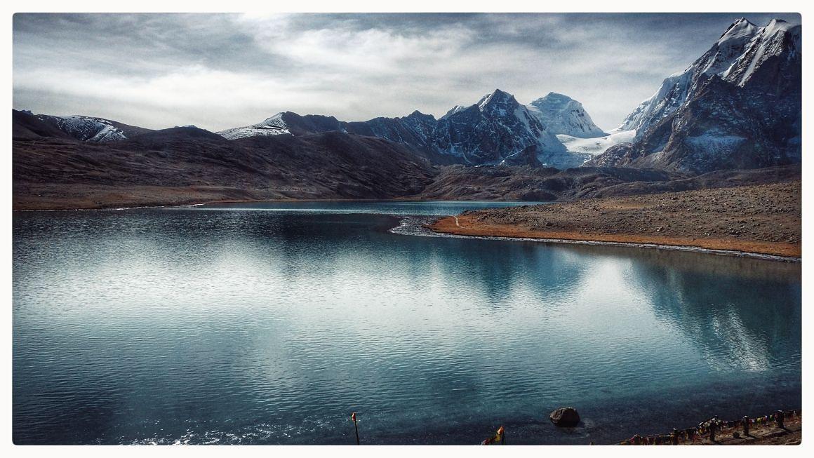 Photo of Gurudongmar Lake By JINISHA BHANUSHALI