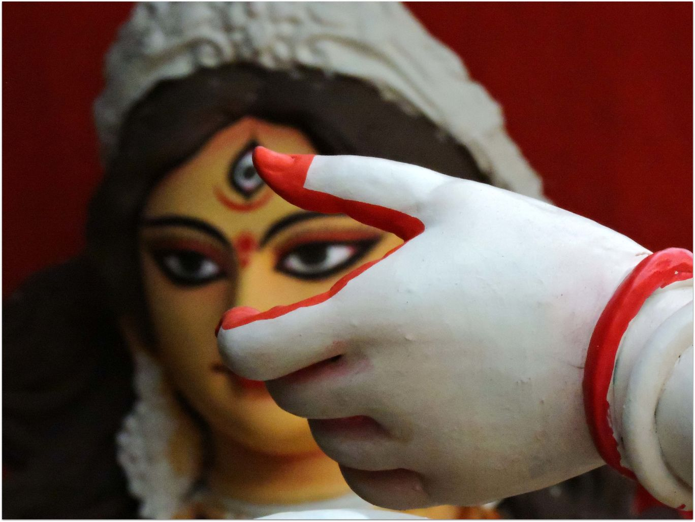 Photo of Kumartuli By Paulomi Guha