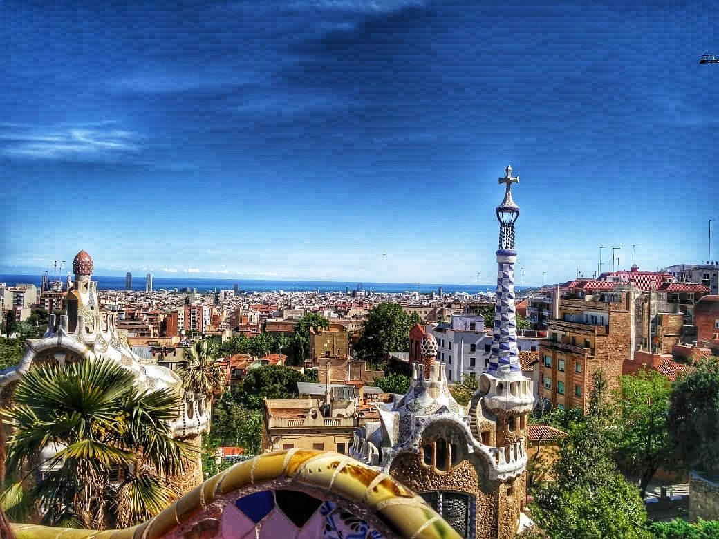 Photo of PARK GÜELL By SHRUTI SAHA