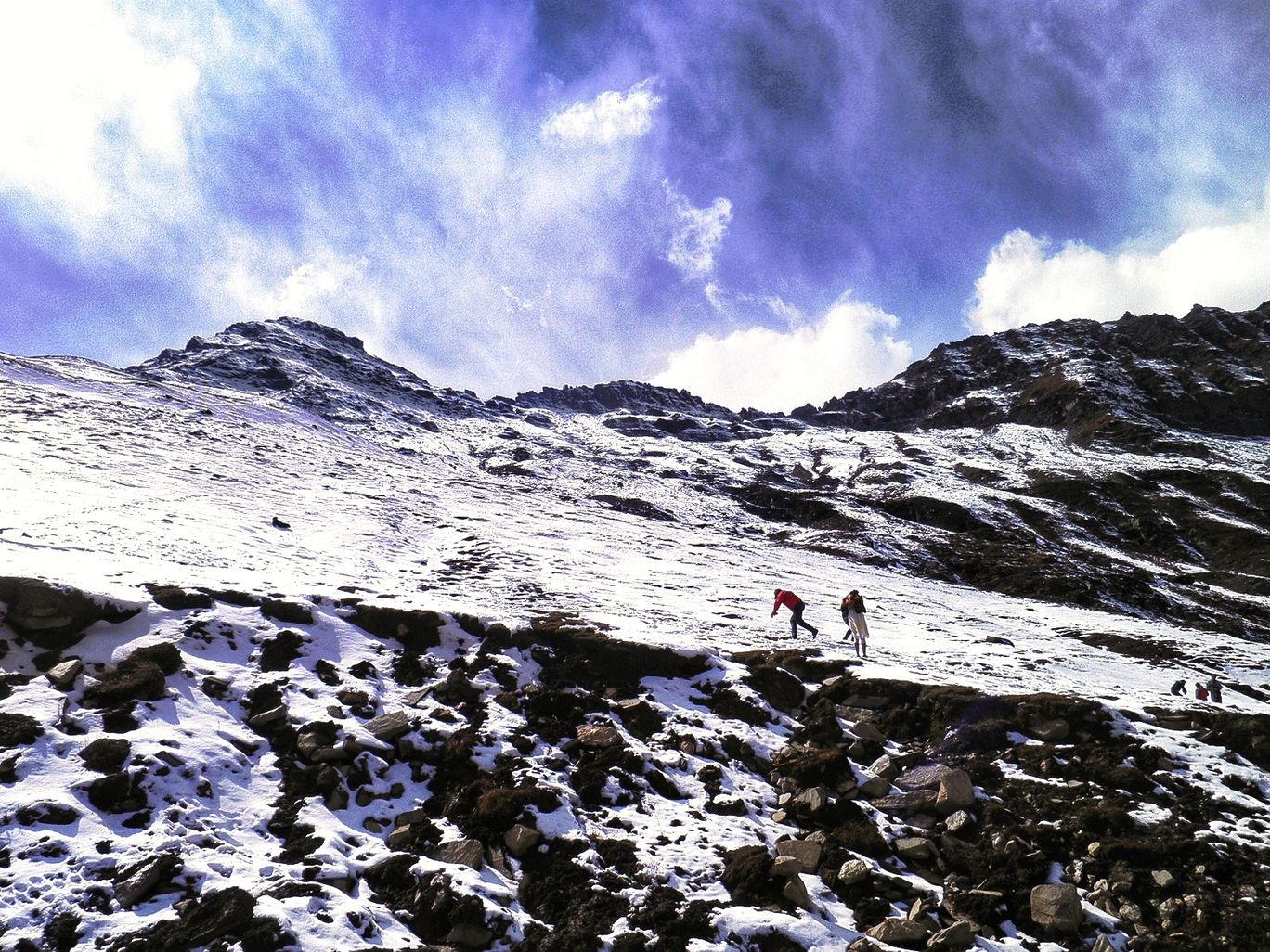 Photo of Rohtang Pass By Megha Biswas