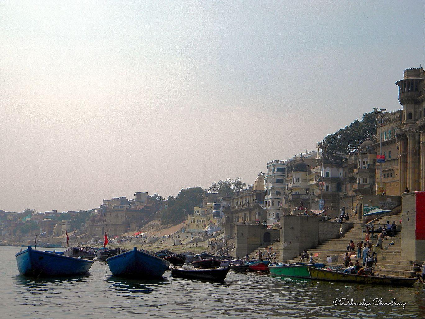 Photo of Banaras By Debmalya Chowdhury