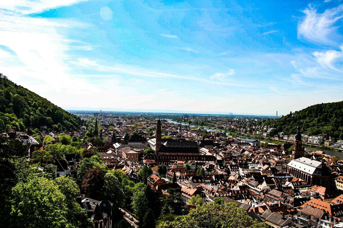 Photo of Heidelberg By Priyanka Gandhi