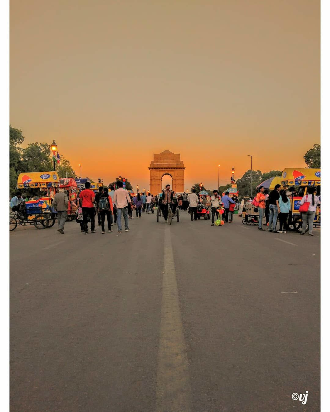 Photo of India Gate By V J