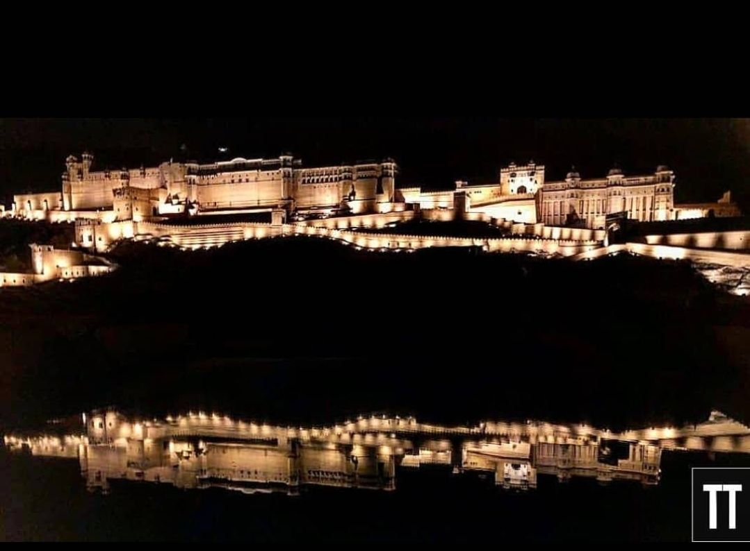 Photo of Amber Fort By Raina