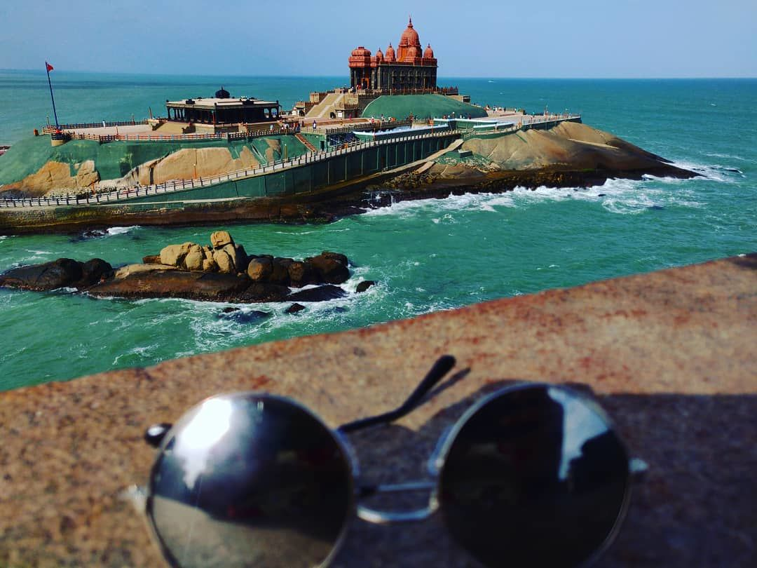 Photo of Vivekananda Rock Memorial By Mohit Bhandari