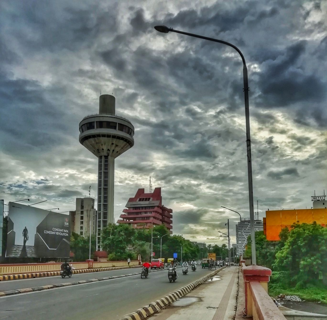 Photo of Neelkanth Patang - The Revolving Restaurant By Suraj Sharma